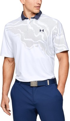 Under Armour Men's UA Iso-Chill Shadow Polo