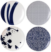 Royal Doulton Pacific Outdoor Living Collection Melamine 4-Pc. Salad Plate Set