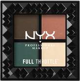 NYX Full Throttle Shadow Palette 02 Explicit