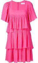 Sonia Rykiel layered rara dress - women - Cotton - 38
