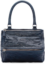 Givenchy Blue Small Pandora Bag