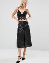 TFNC Laser Cut Skirt