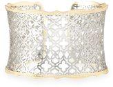 Kendra Scott Candice Cuff Bracelet in Silver