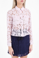 Paul & Joe Sister Dorothee Daisy Lace Shirt