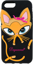 DSQUARED2 Cat Iphone 7 cover