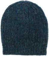 Isabel Marant ribbed knitted hat - women - Acrylic/Polyamide/Viscose/Alpaca - One Size