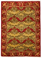 "Solo Rugs Morris Collection Oriental Rug, 4'1"" x 6'"