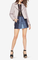 BCBGMAXAZRIA Rowan Leather Jacket