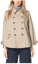 Michael Kors Trench Capelet