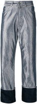 Golden Goose Deluxe Brand Komo denim trousers - women - Cotton/Polyester/Viscose - 25