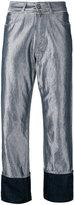 Golden Goose Deluxe Brand Komo denim trousers