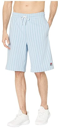 Fila BB1 Shorts (Cashmere Blue/Directoire Blue/White) Men's Shorts