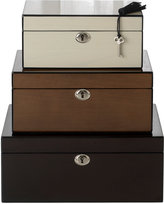 Reed & Barton CLOSEOUT! Modern Lines Jewelry Box Collection