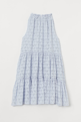 H&M A-line Dress - Blue