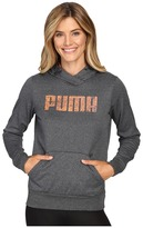 Puma Elevated Poly Fleece Hoodie