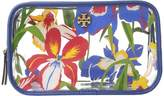 Tory Burch Floral Cosmetic Case Cosmetic Case
