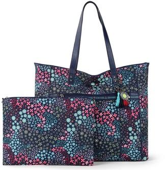 The Sak Sakroots Nylon Travel Bag