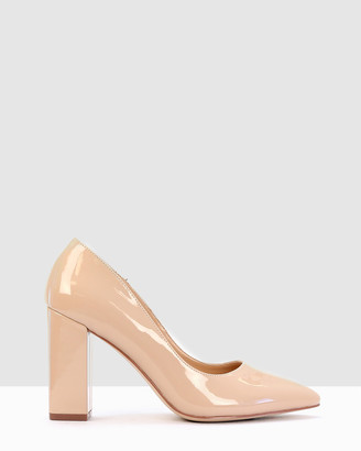 Kennedy - Women's Nude All Pumps - Garage - Size One Size, 39 at The Iconic