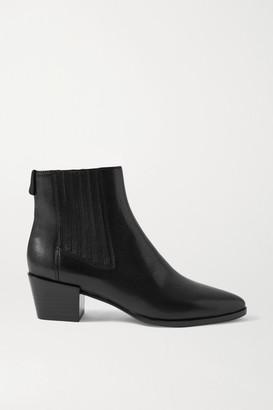 Rag & Bone Rover Leather Chelsea Boots - Black