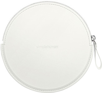 Simplehuman Sensor Mirror Zip Compact - White