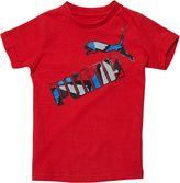 Puma Tilted Logo T-Shirt (4-7)