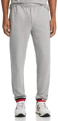 Moncler Logo Cuffed Sweatpants
