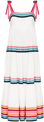 Zimmermann Lulu tiered maxi dress