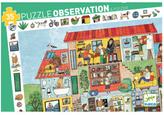 Djeco House Puzzle - 35 Pieces
