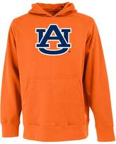 Antigua Men's Auburn Tigers Signature Pullover Fleece Hoodie