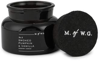 D.L. & Co. Smoked Pumpkin & Vanilla Candle