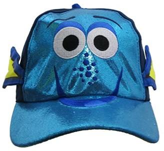 """Disney Finding """"Dory"""" 3D Baseball Cap - Boys Toddler [6014]"""