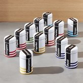 Crate & Barrel Everyday Spice Shakers Set of 12