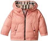 Burberry Rio Puffer Jacket Girl's Coat