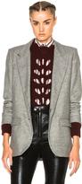 Isabel Marant Kiana Draped Stuff Blazer