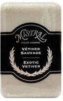 Mistral Exotic Vetiver Soap by 8.8oz Soap Bar)
