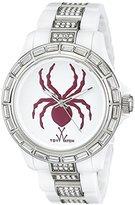 Toy Watch Unisex K18WH Analog Display Quartz White Watch