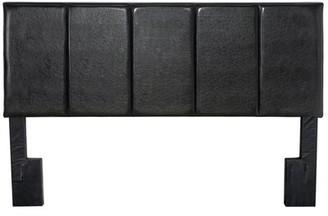 Bernards Harper Queen Headboard In Black Size: King