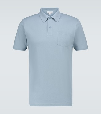 Sunspel Riviera cotton polo shirt