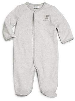 Ralph Lauren Baby's Striped Cotton Footie