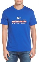 Lacoste Men's Graphic T-Shirt