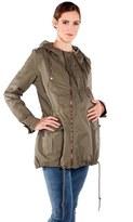 Women's Modern Eternity Convertible Military Maternity Jacket