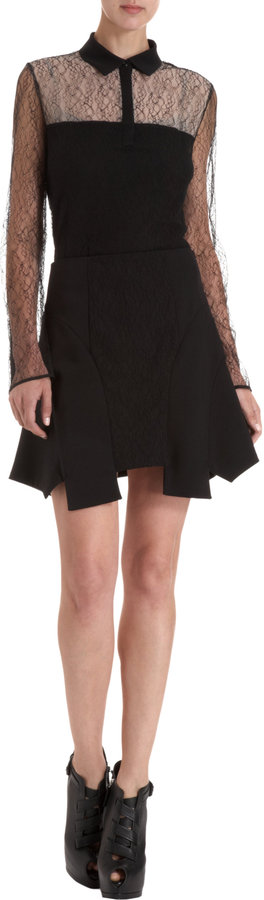 ICB Paneled Skirt
