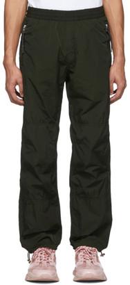 MONCLER GENIUS 2 Moncler 1952 Black Athletic Lounge Pants