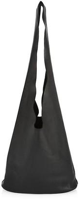 The Row Bindle Leather Hobo Bag