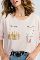 Wildfox Couture Dream Vs. Reality Sweater