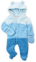 Magnificent Baby Newborn/Infant Boys) Hooded Plush Footie