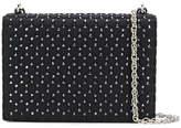 Rodo crystal embellished mini bag
