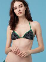 Diane von Furstenberg String Bikini Top