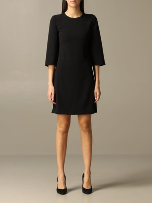 Armani Collezioni Armani Exchange Dress Armani Exchange Dress With Martingale