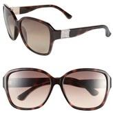 MICHAEL Michael Kors 'Layla' 58mm Sunglasses